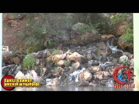 Bozkır Ayğırdibi Doğal Güzellikleri 2 Bölüm 11.07.2012
