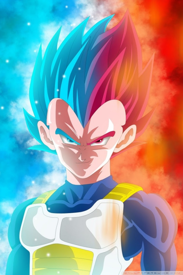 Vegeta 4k Wallpaper Gambarku