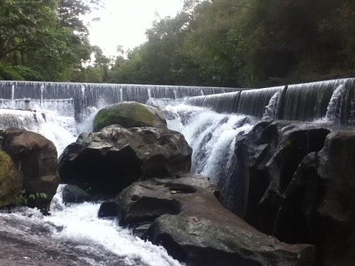 Man-made falls, Brgy. Poblacion, Bailen
