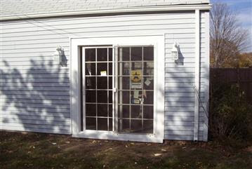 Cost of Sliding glass door??