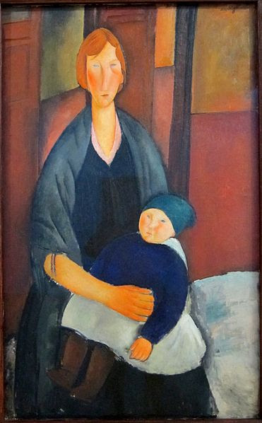 File:LaM Modigliani maternité.JPG