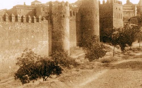 Torres de la Reina, Toledo, a inicios del siglo XX