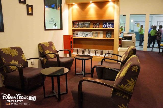 Plaza Premium Lounge LCCT 03