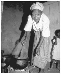 Most women in Tanzania have a lower standard of living than men.