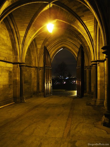 Undercroft Entryway | Photos from Glasgow University