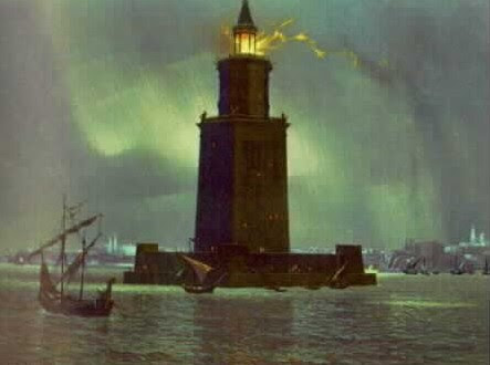 Great Light house of Alexandria