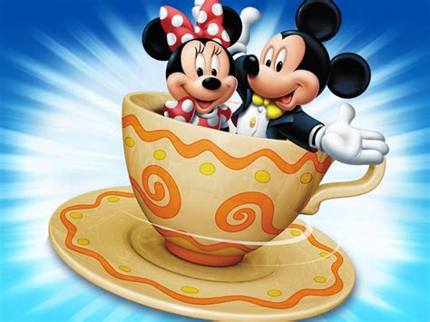 mickey minnie mouse cartoon pictures cup coffee hd wallpapers wallpaperscom