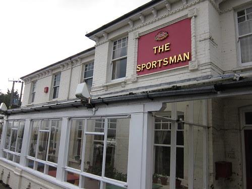 The Sportsman, Seasalter