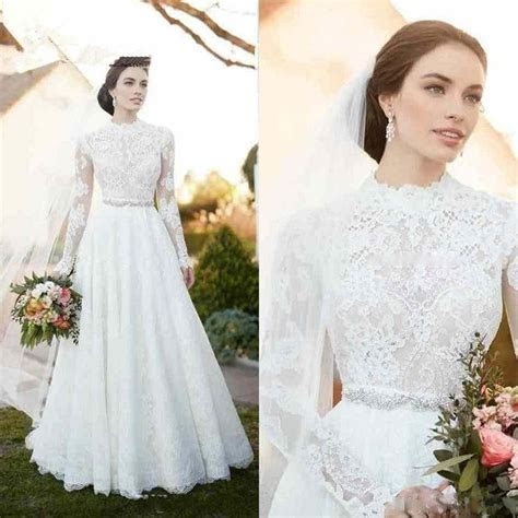 Best 25  Sleeve wedding dresses ideas on Pinterest