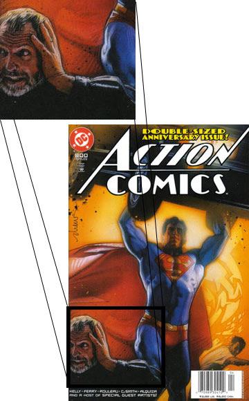 Action Comics #800