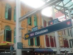Chinatown MRT station