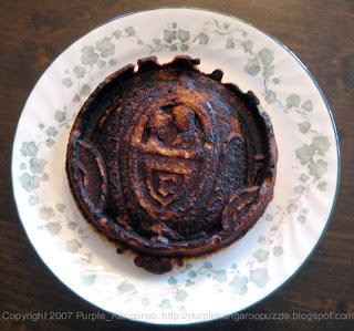 cinderella waffle