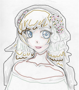 Colorear Imagenes Anime Con Akvis Coloriage