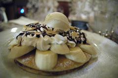 バナナチョコレートパンケーキ, Ciappuccino, 代々木上原