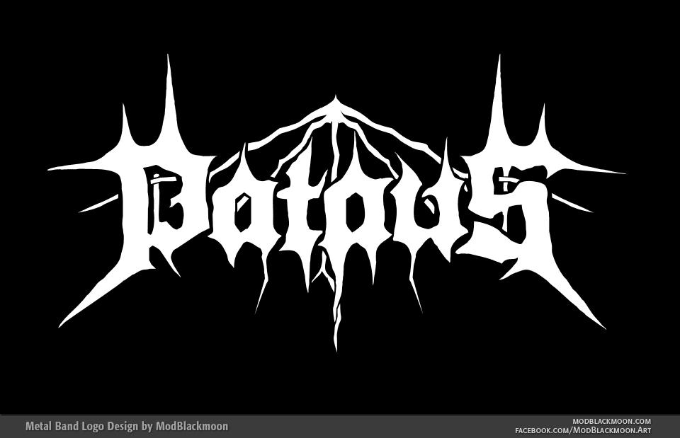 CRMla: Black Metal Band Logo Generator