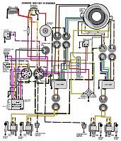 84 115 Evinrude Is There A Proper Wire Diagram