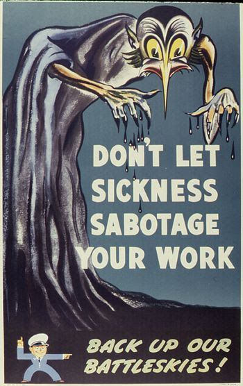 Don't Let Sickness Sabotage Your Work - NARA -...
