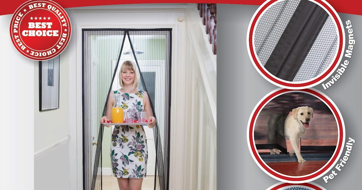 Mommie Of 2 Mega Mesh Magnetic Screen Door Review Magneticscreendoor