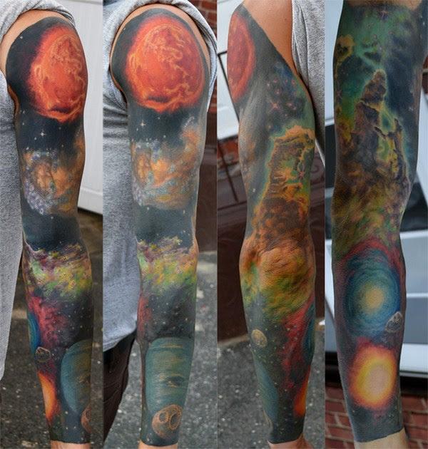 10 De Los Mejores Tatuajes Geek Que Verán Esta Semana Esto Apesta