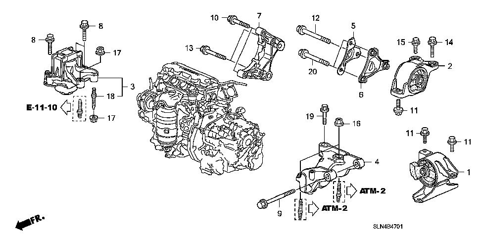 Seeking Help Engine Mount Inspection Unofficial Honda Fit Forums