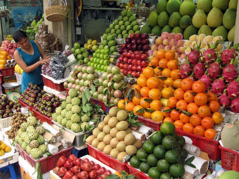 fruits vietnam