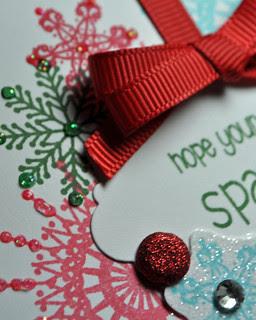 Holidays Sparkle closeup