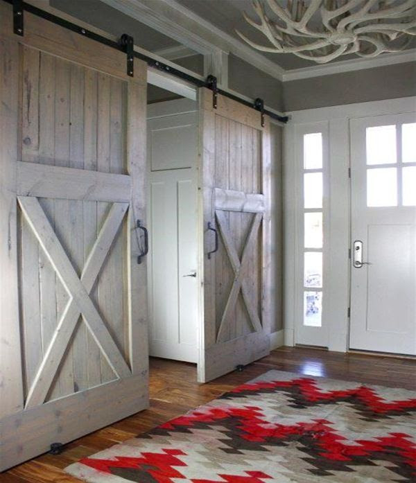 more barn door love