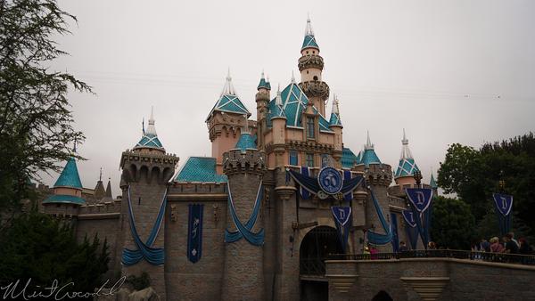 Disneyland Resort, Disneyland60, Disneyland, Sleeping, Beauty, Castle, Diamond, Bling, Shimmer, LED, Sparkle