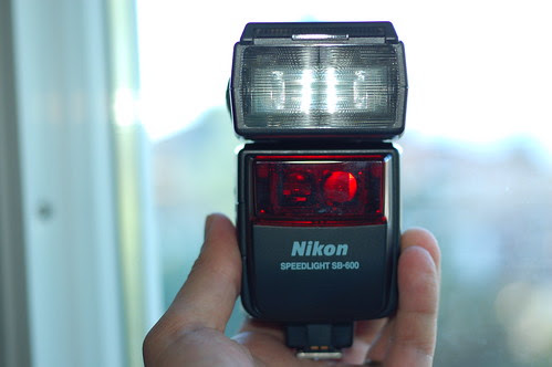 Nikon SB-600 Speedlight flash