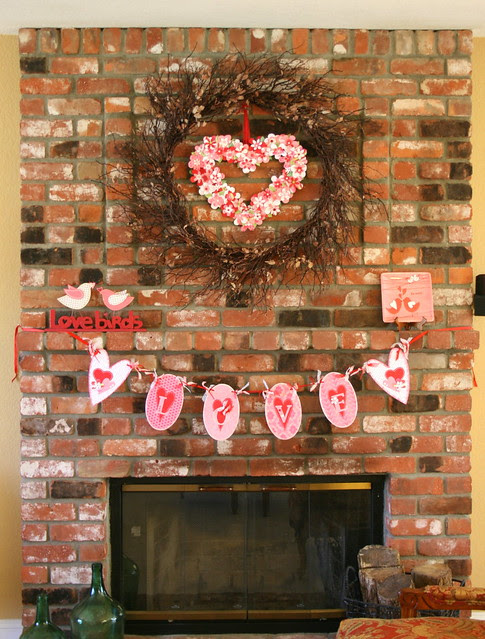 Valentine Mantle Almost