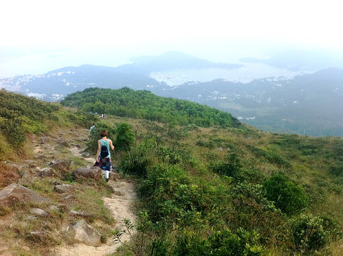 the walk squad - ma on shan country trail