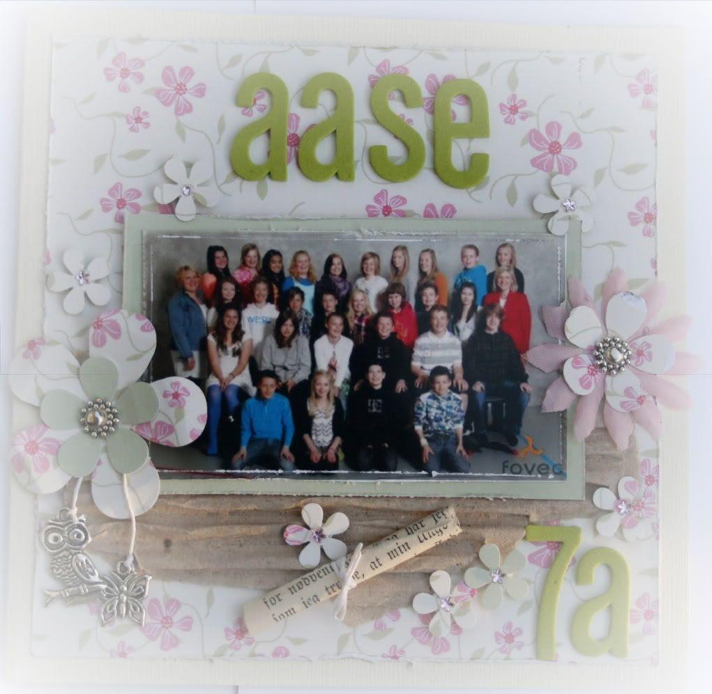 Bilde av Aase's kort