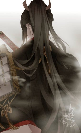 刀剣乱舞公式絵師のウエハラ先生が太郎太刀のイラストを描いてくれ