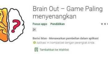 Kunci Jawaban Brain Out Level 1 185