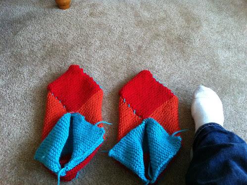 Norwegian House Slippers