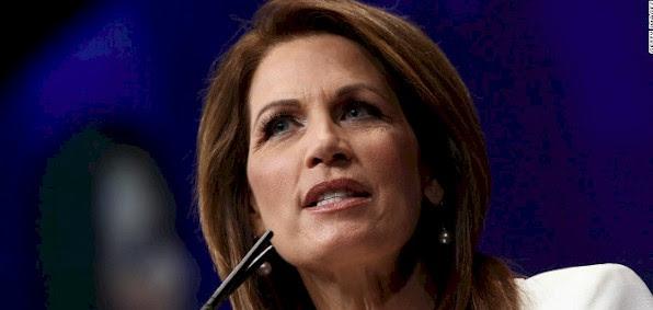 U.S. Rep. Michele Bachmann, R-Minn.