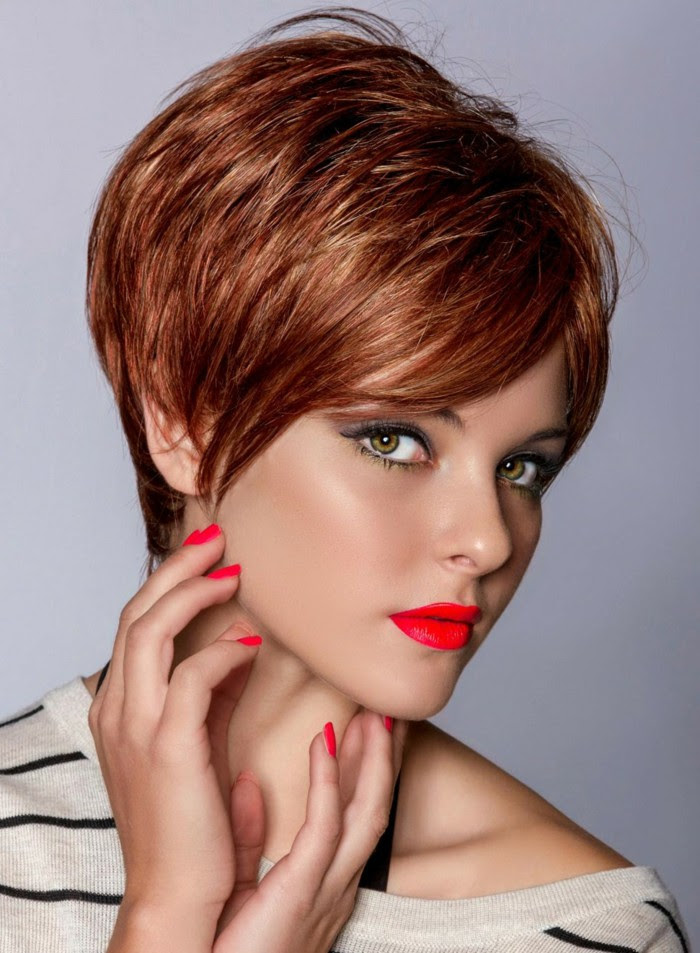 20 Hairstyles For Short Hair Women - Feed Inspiration