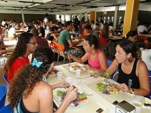Restaurante da Ufes volta a funcionar após greve dos servidores (Foto: Divulgação/Ufes)