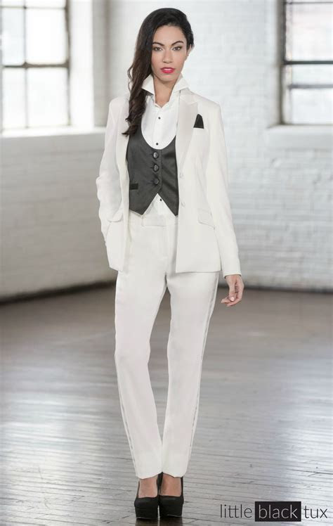 Best 25  Womens tuxedo suit ideas on Pinterest   Women's