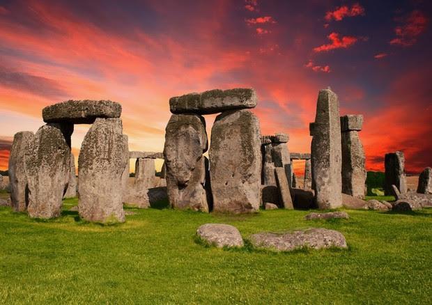 Il complesso megalitico di Stonehenge teatro di partecipate feste e banchetti nel Tardo Neolitico (fonte: Pixabay) © Ansa