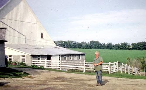 Elvis Brassfield Wisconsin Farm