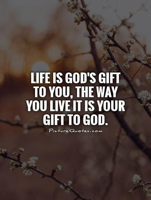 Gods Gift Quotes. QuotesGram
