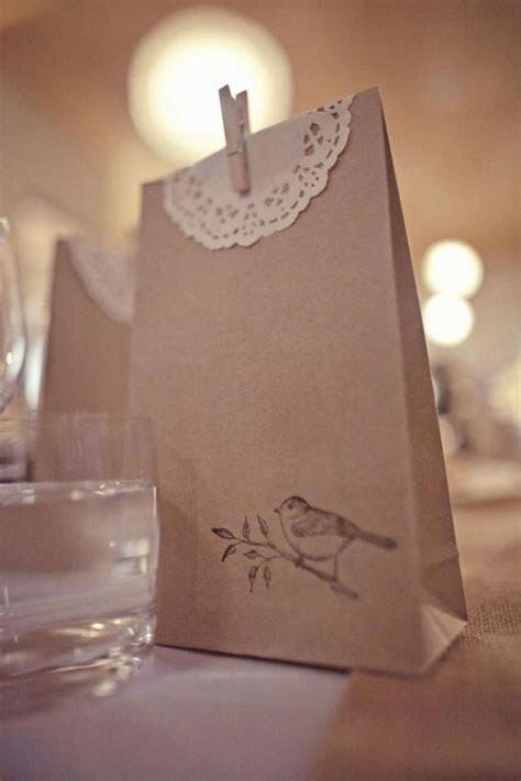 DIY Vintage Wedding Favors ? Handmade Vintage Gift Bag