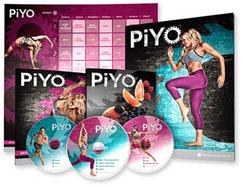 piyo workout  weights  jumps  hardcore results