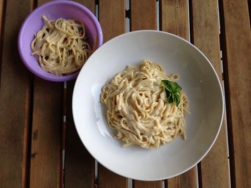 creamy one pot pasta