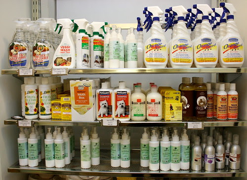 Wash your pets, fruits and vegetables the organic way