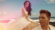 Taeyang dan Min Hyo Rin (Foto: soompi.com)