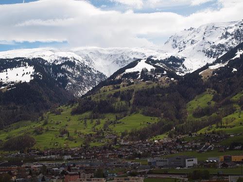 white mountains by MauFeitio