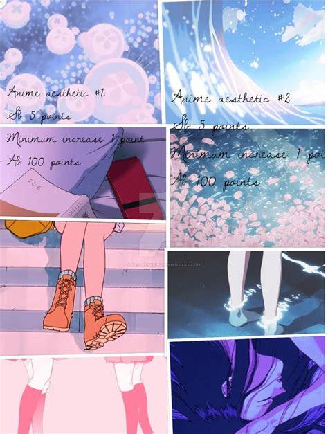 anime aesthetic adopts  open  pastelmchi