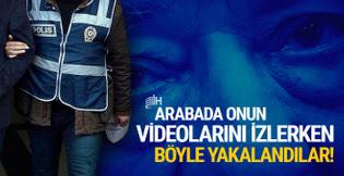 Akademisyenler Gülen videosu izlerken yakalandı!